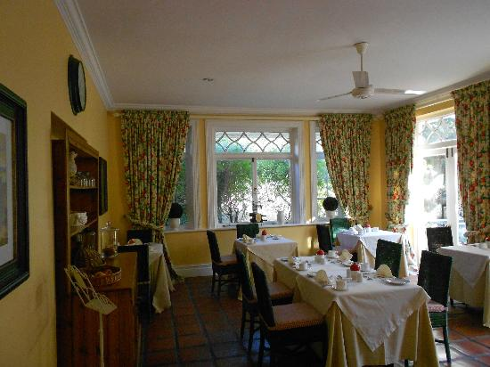 Summerwood Guest House: Breakfast room