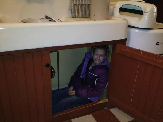 The Kitchen Sink - Picture of A Christmas Story House, Cleveland ...