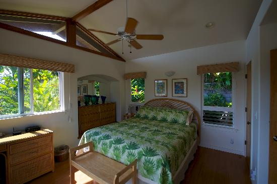 Maui Tradewinds: Master Bedroom
