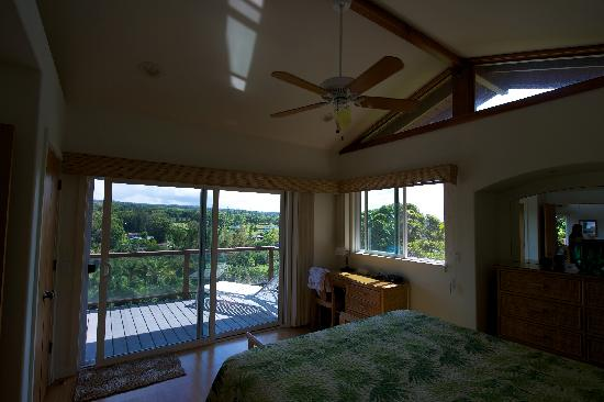 ‪‪Maui Tradewinds‬: View from master bedroom