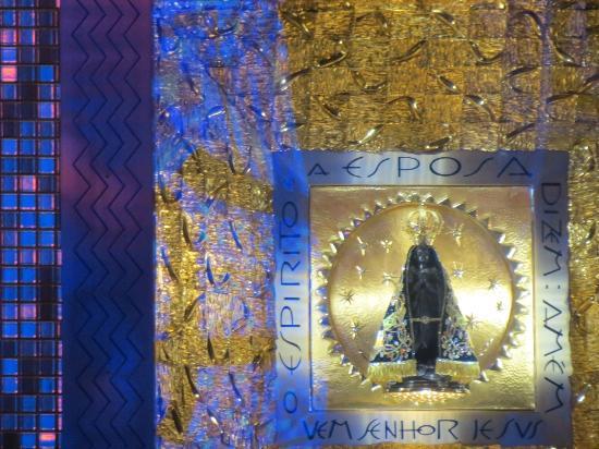 National Sanctuary of Our Lady of Aparecida: N. S. Aparecida