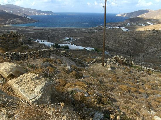 San Giorgio: Mykonos - promenade en quad