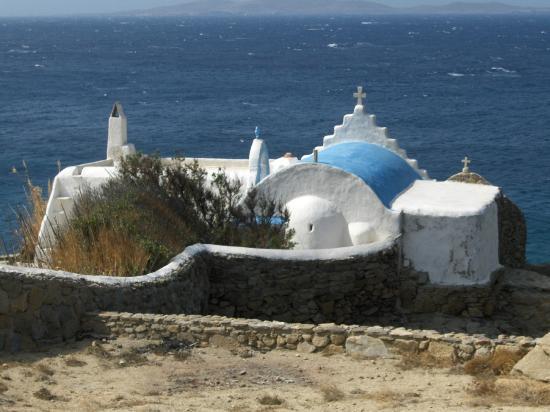 San Giorgio: Mykonos - chapelle du port