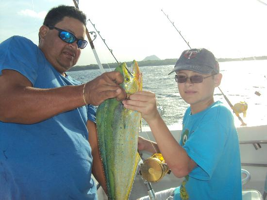 The sea iesta picture of mahi mahi fishing charters Fishing in aruba