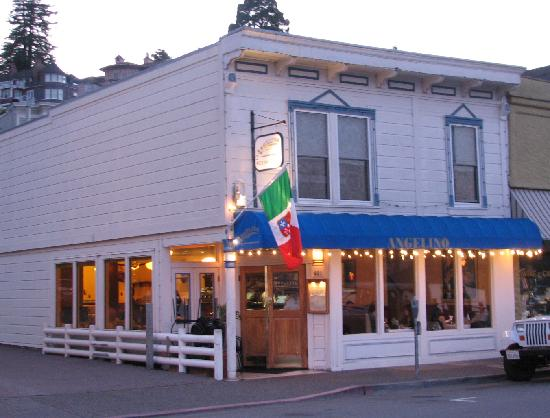 Good Italian Restaurant Review Of Angelino Sausalito Ca Tripadvisor