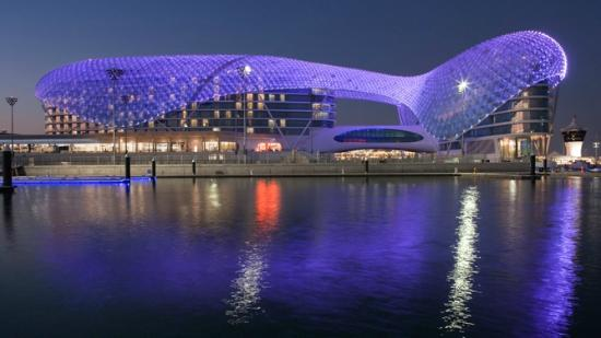 United Arab Emirates: Yas Viceroy Abu Dhabi