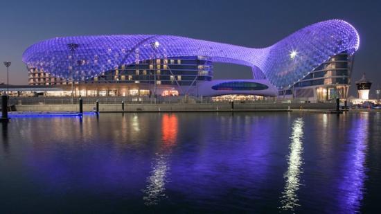 De Forenede Arabiske Emirater: Yas Viceroy Abu Dhabi