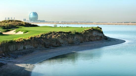 Emiratos Árabes Unidos: Yas links Golf Course