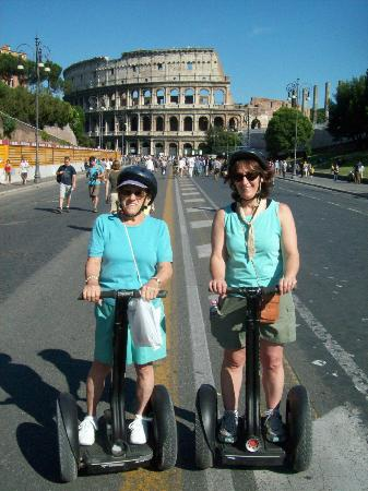 CSTRents Segway Tours: My 79-year-old mother & I - June 3, 2012