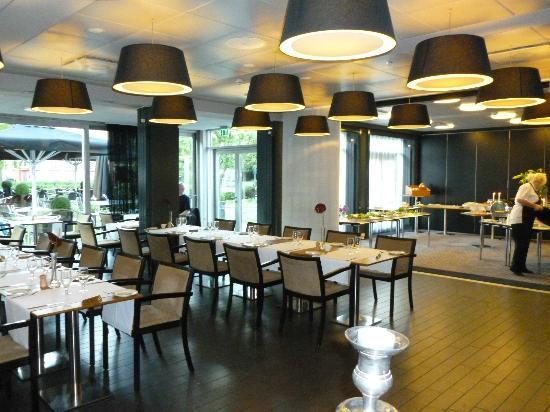 Britannia Hotel: Dining & breakfast room
