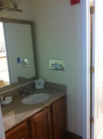 Residence Inn Orlando Convention Center: vanity area