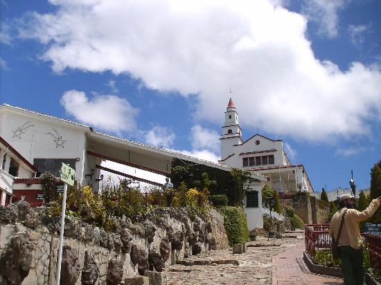 Cerro de Monserrate: Templo en Monserrate