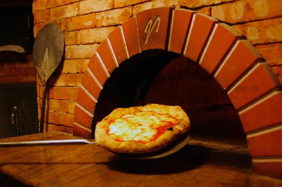 Our Authentic Italian Oven Picture Of Ollie S Brick Oven