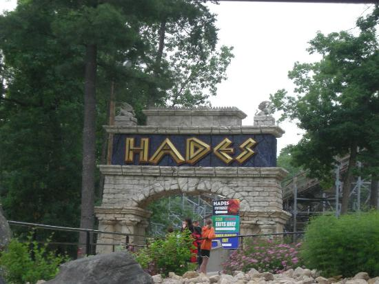 hades 39 sign picture of mt olympus water theme park. Black Bedroom Furniture Sets. Home Design Ideas