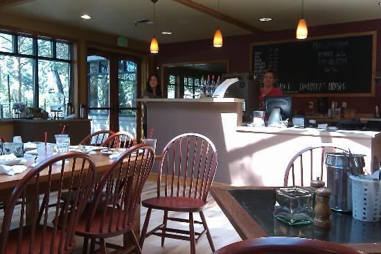 WorldMark Bend - Seventh Mountain Resort : Seasons restaurant