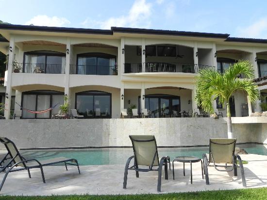 Villa Buena Onda : View from Outside