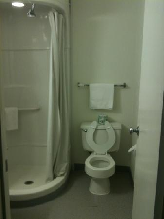 Americas Best Value Inn- Amarillo Airport/Grand Street: bathroom