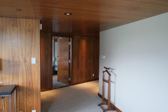 Fairmont Pacific Rim: in living area