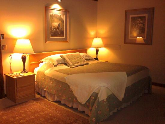 Anderson Creek Lodge: Whatcom Room