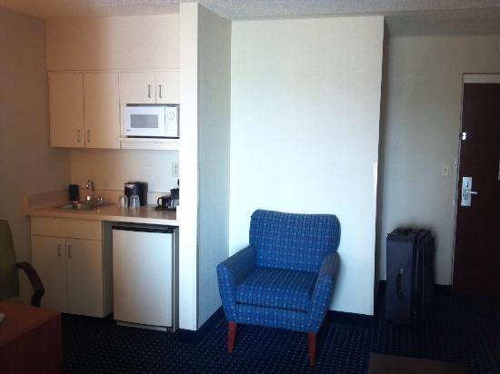 SpringHill Suites by Marriott Chicago Elmhurst : Room