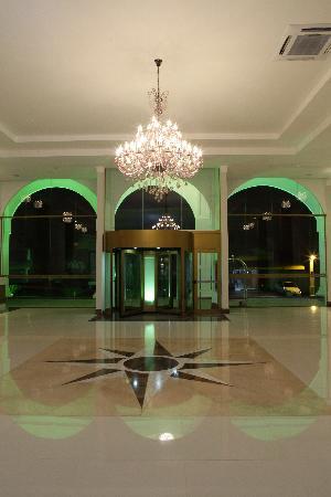 Hotel Internacional: Recepção