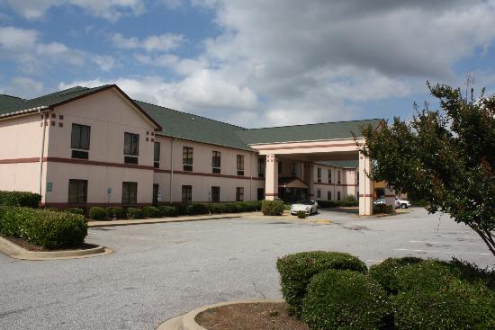 Days Inn Mauldin/Greenville: Welcome To The Mauldin Inn