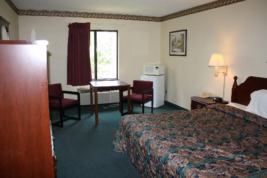 Days Inn Mauldin/Greenville: King Guest Room