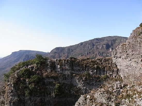 Kankakei Gorge : 寒霞渓①