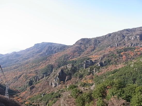 Kankakei Gorge : 寒霞渓⑤