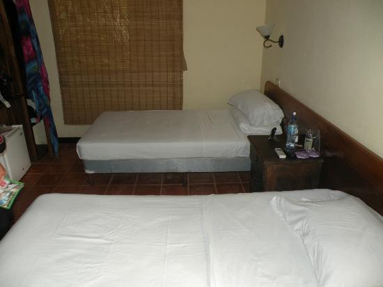 Hotel Villa Teca : Guest room.