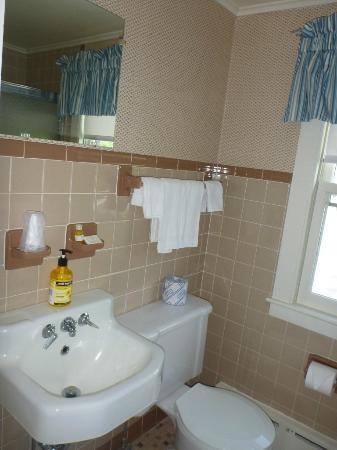 Fairway Motel : Bathroom