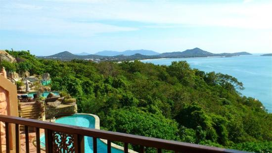 Samui Bayview Resort & Spa: Worth to stay with awesome view