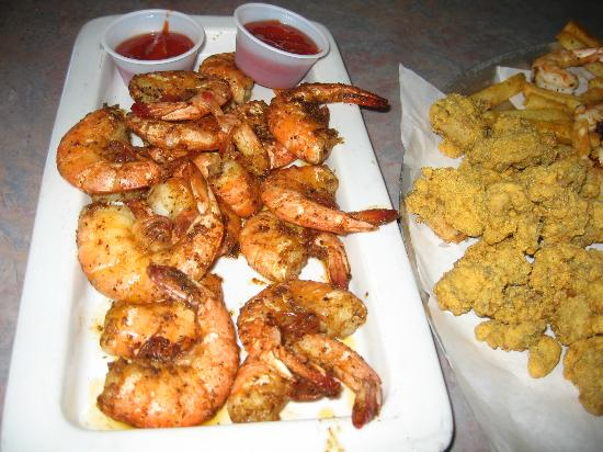 Dirty Al's at Pelican Station: 1lb New Orleans Style Jumbo peel&eat Shrimp