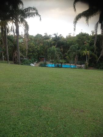 Paradise Palms: Large Outdoor Pool in beautiful setting