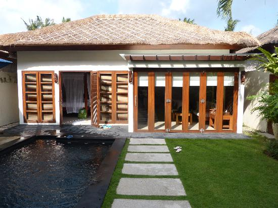 Balibaliku Beach Front Luxury Private Pool Villa: Villa
