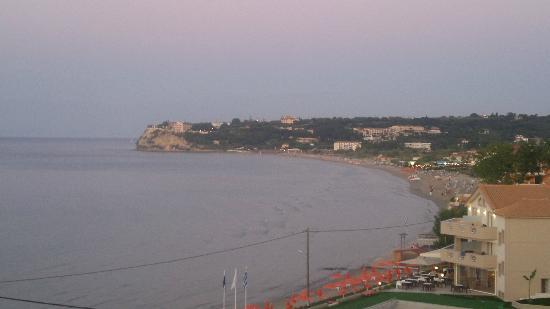 Corali Beach: Beach View