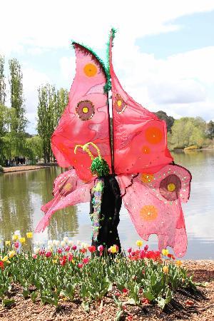 Floriade: Festive Atmosphere