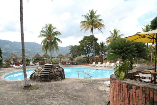 Moyobamba, Peru: Swimming pool