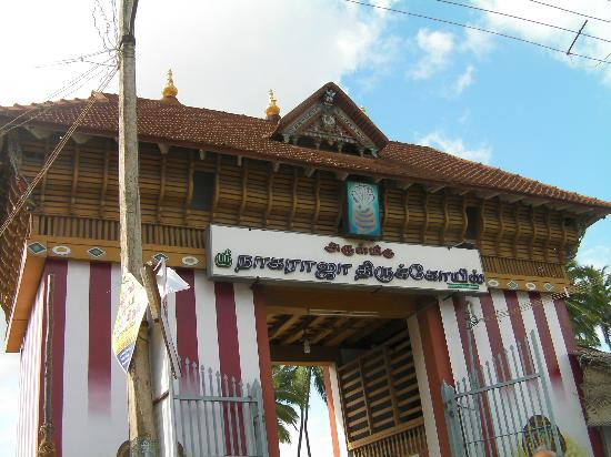 Restaurants in Nagercoil