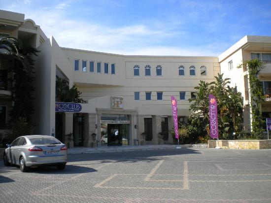 Rethymno Palace: Hôtel