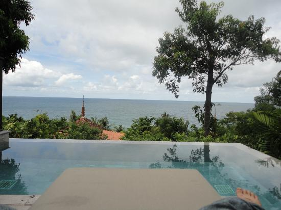 Trisara Phuket: 部屋からの眺め