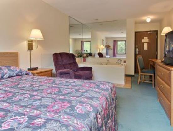 Badger Hotel: Jacuzzi Suite