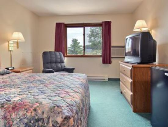 Badger Hotel: Standard Queen Bed Room