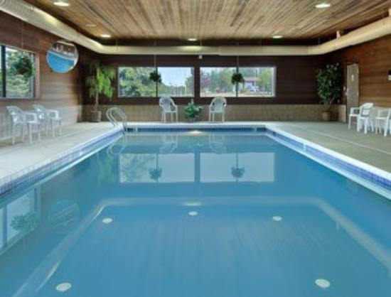 Badger Hotel: Pool