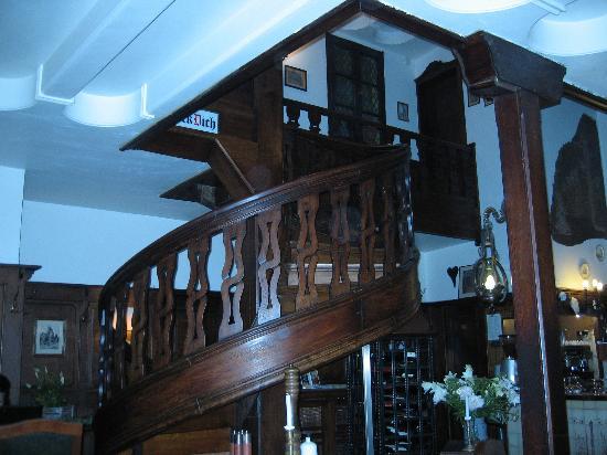 Das Kleine Stapelhauschen: The Reception Area