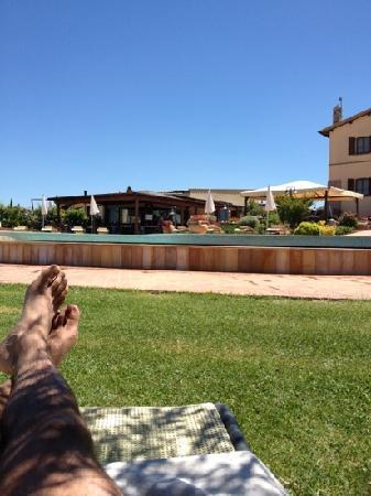 Borgobrufa SPA Resort: stiamo trascorrendo un secondo viaggio di nozze. il posto e' stupendo 22-24/06/2012