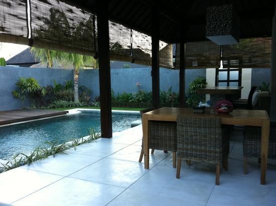 Katala Villas: relaxation