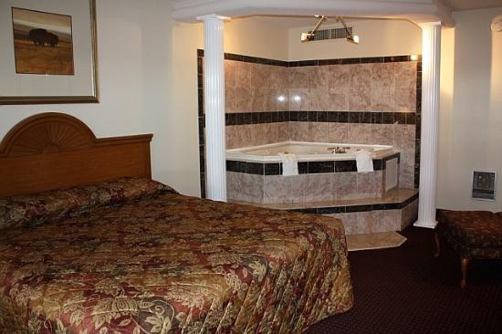 Quality Inn Arkansas City: Guest Room
