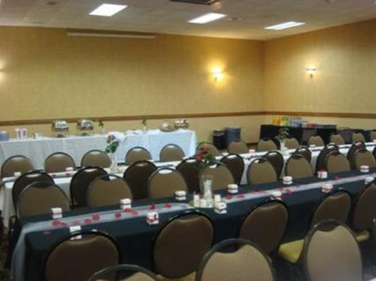 Quality Inn Arkansas City: Meeting Room