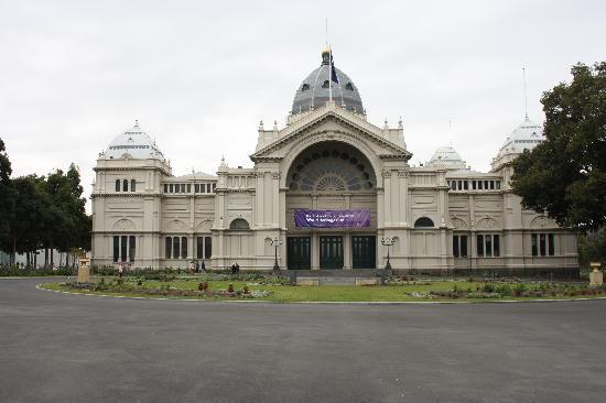 D Exhibition Melbourne : Royal melbourne exhibition building picture of